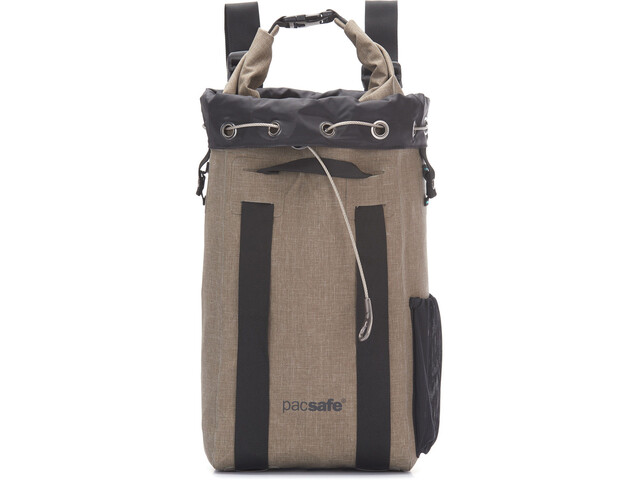 Pacsafe Dry Travelsafe Backpack 15l sand